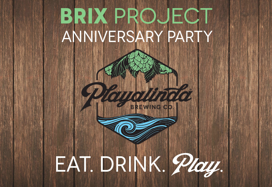 Brix Project Anniversary Party