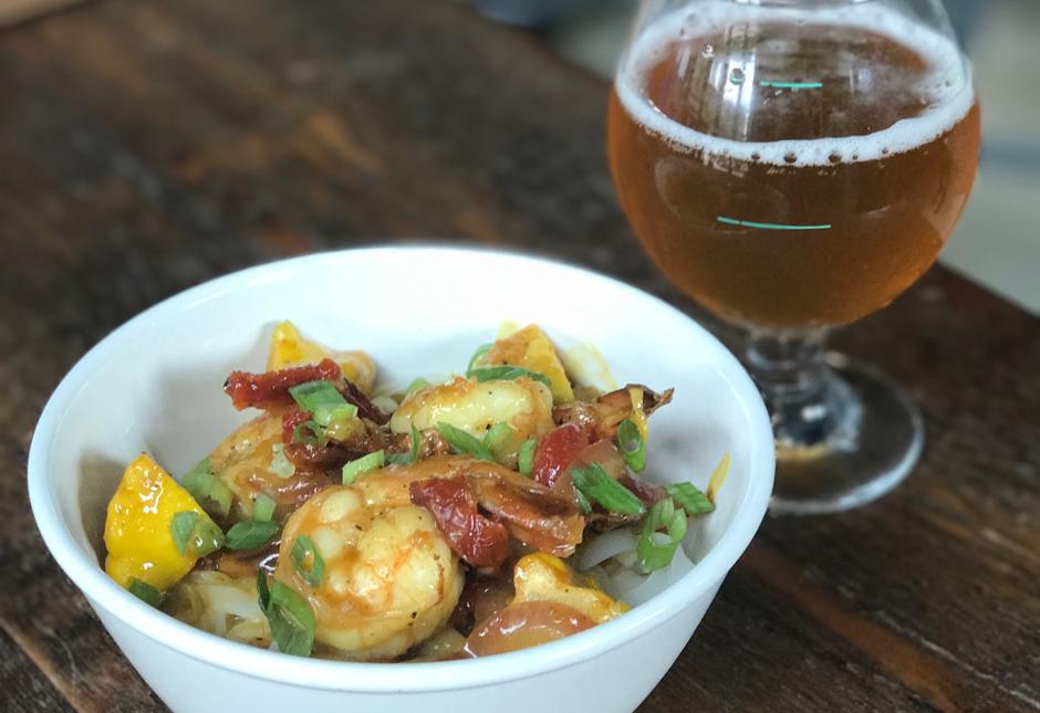Brix Project Shrimp Curry