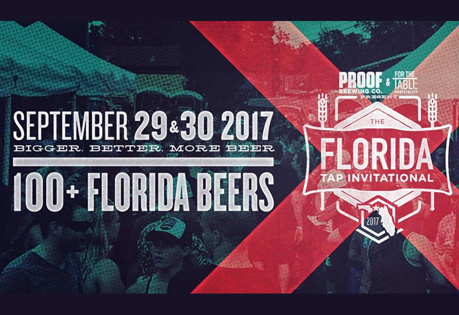 Proof Brewing Co. Florida Tap Invitational