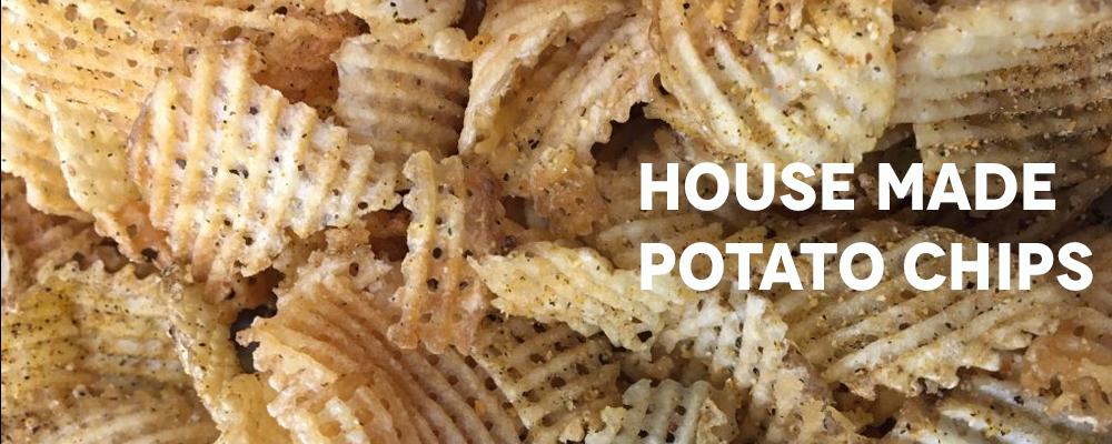Brewery Bites - Playalinda House Made Potato Chips