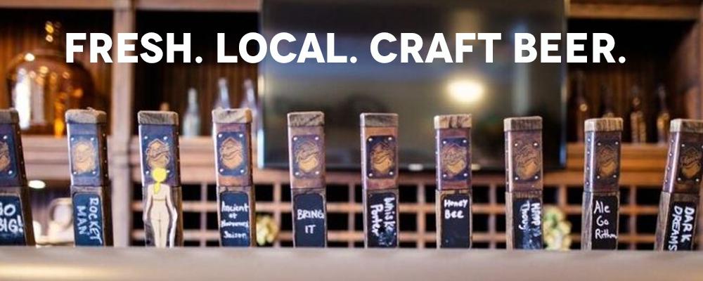 Playalinda Brewing Company - Fresh. Local. Craft Beer.
