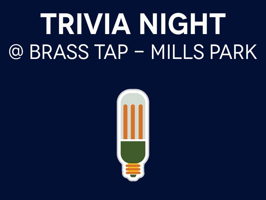Trivia Night @ The Brass Tap - Mills Park