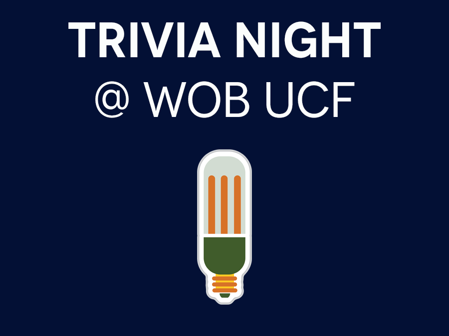 Sunday Night Trivia @ WOB UCF