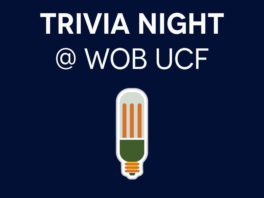Sunday Night Trivia @ WOB UCF