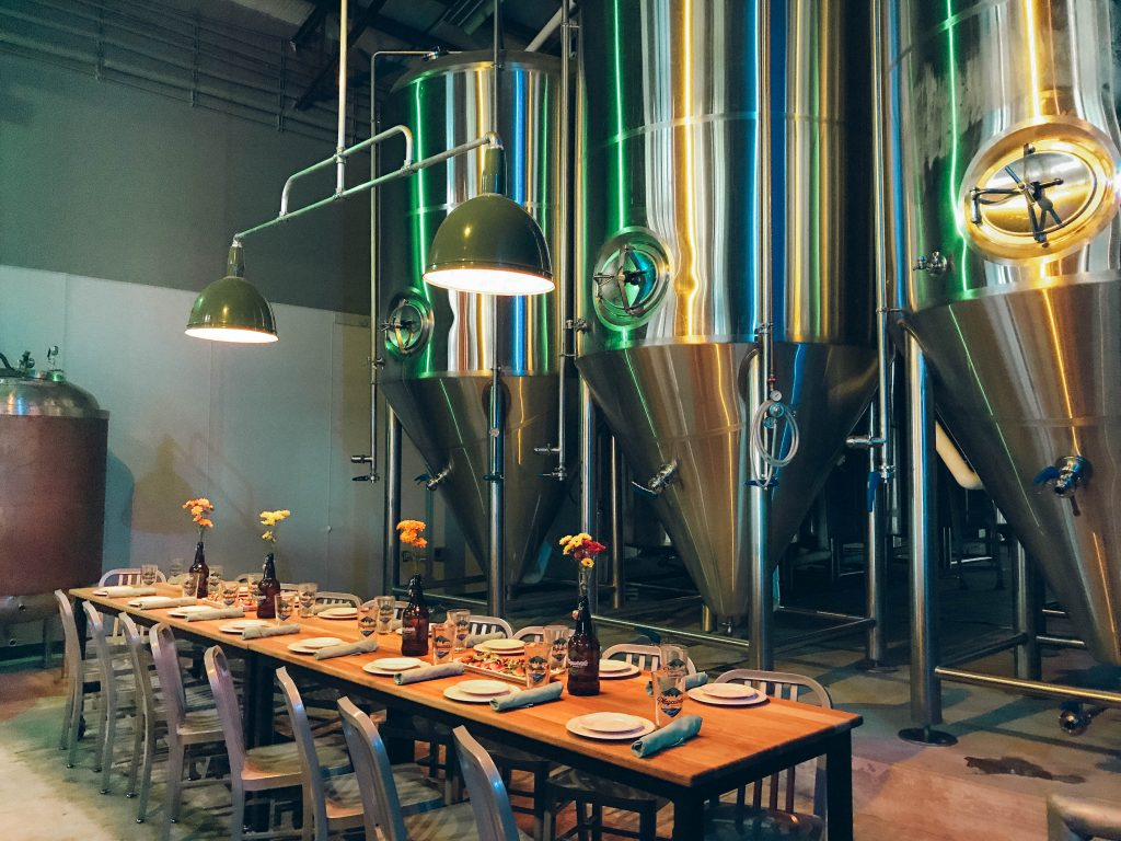 Brewer's Table