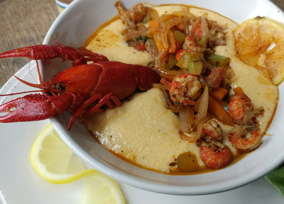 Playalinda Brewing Company - Brix Project Low Country Grits