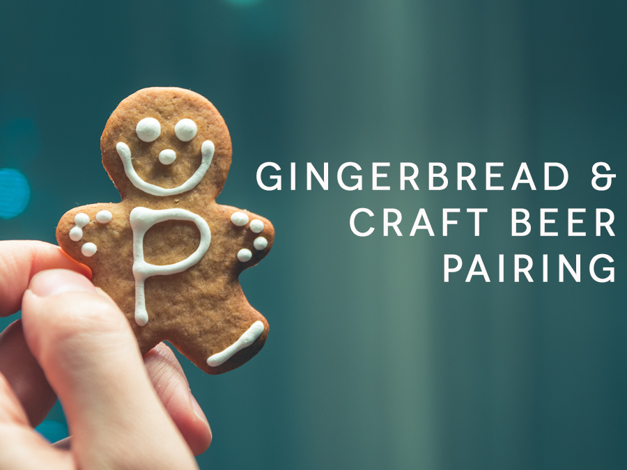 Gingerbread & Craft Beer Pairing