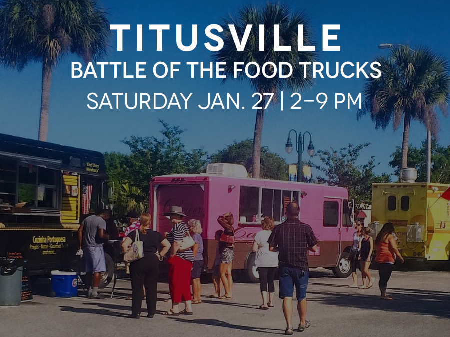 Titusville Food Truck Wars