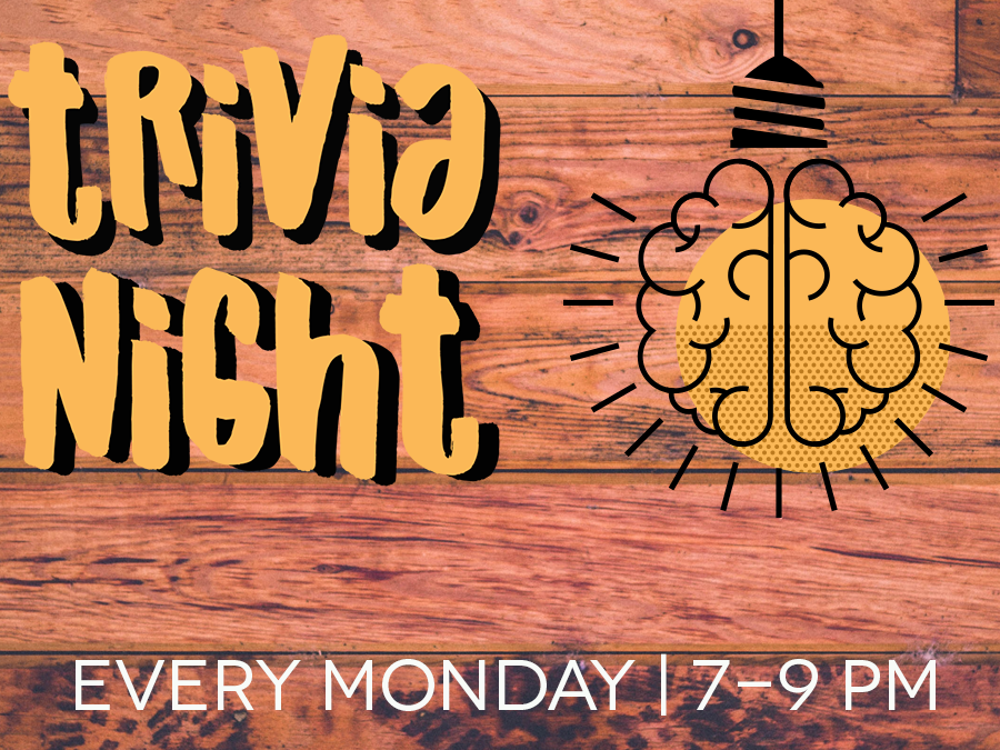 Monday Night Trivia - Playalinda Brewing Company