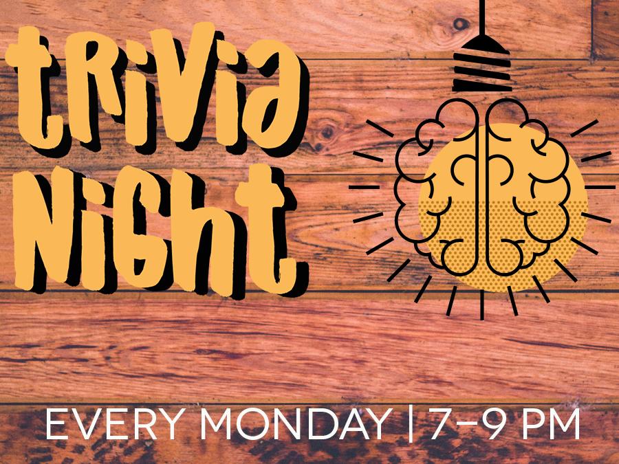 Monday Night Trivia - Playalinda Brewing Company