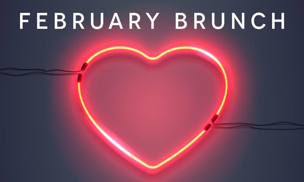 February Brunch Menu at Playalinda Brewing Company Brix Project
