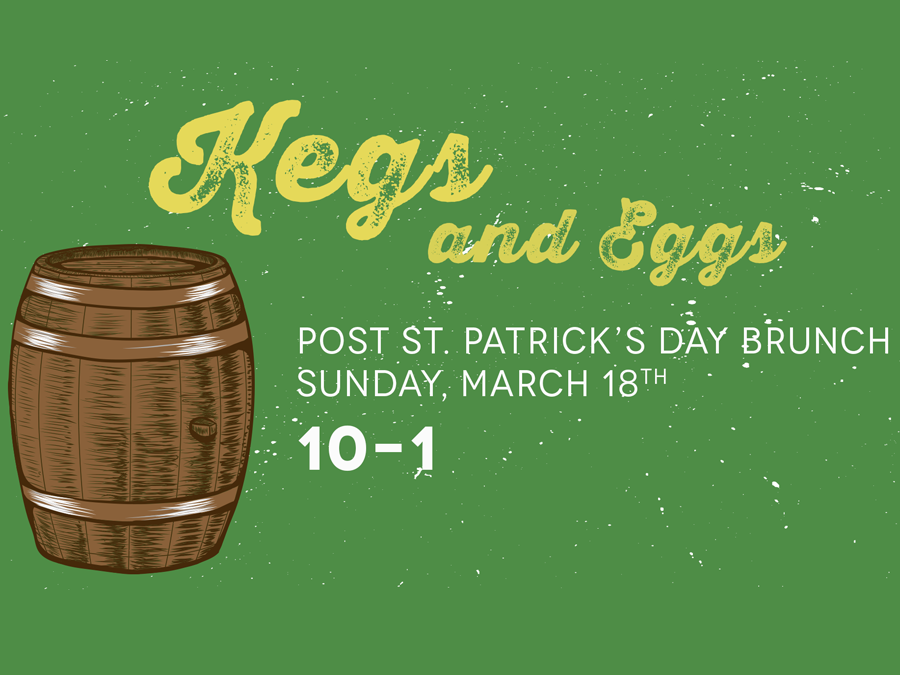 Kegs and Eggs at Playalinda Brewing Company Brix Project