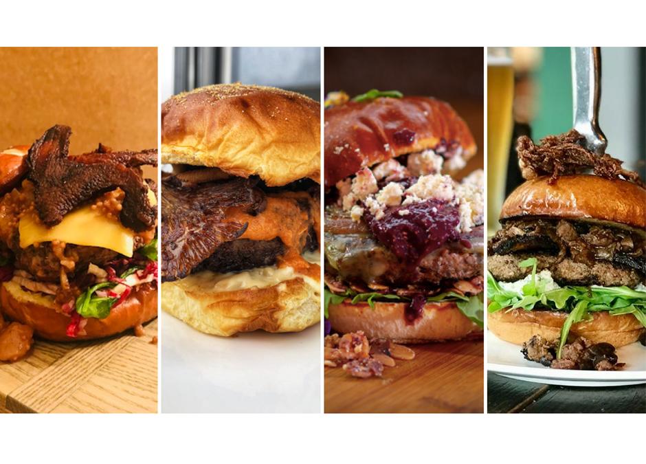 Blended Burgers & Brews Bash
