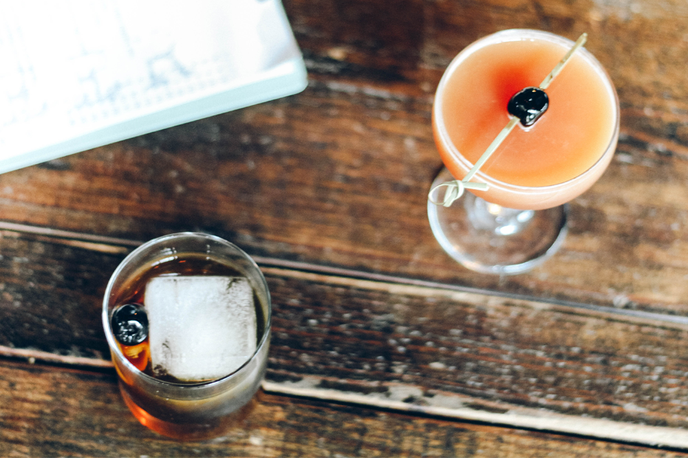 Playalinda Brewing Company - Brix Project Fall Craft Cocktail Menu