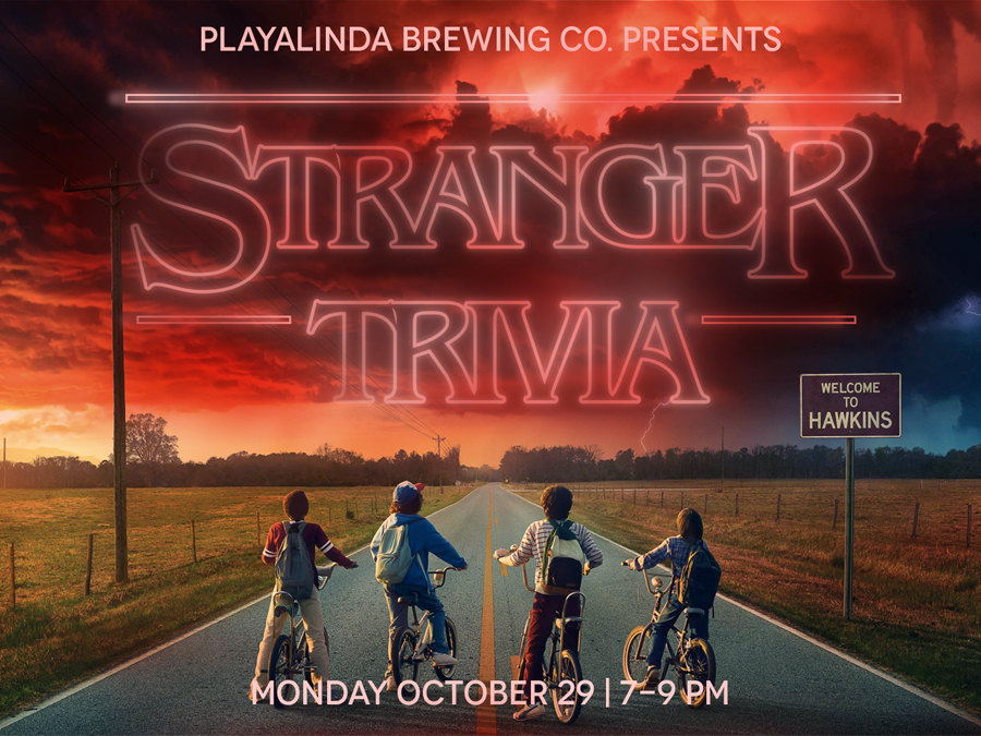 Stranger Things Trivia!